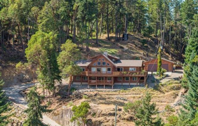 3290 Arrowsmith Road, Uplands, Nanaimo