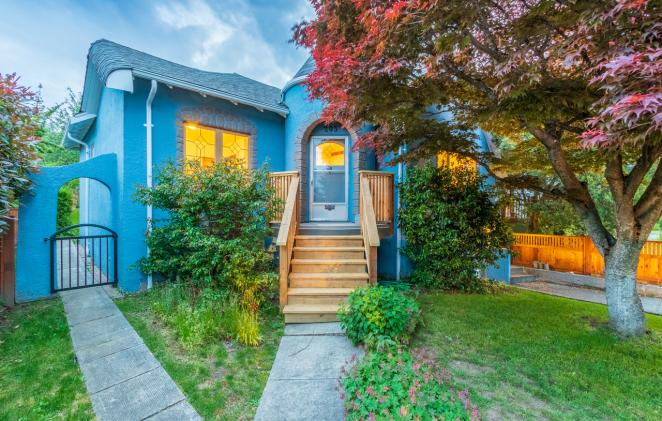 205 Pine Street, Old City, Nanaimo